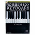 Hal Leonard Progressive Rock Keyboard