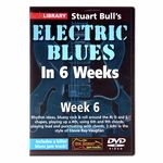 Music Sales Electric Blues Week 6