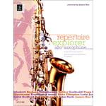 Universal Edition Repertoire Explorer Alto Sax