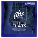 GHS 3070 R Brite Flats Short Scale
