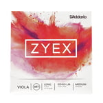 Daddario DZ410-LM Zyex Viola