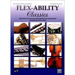 Alfred Music Publishing Flex-Ability Classics Alto Sax
