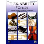 Alfred Music Publishing Flex-Ability Classics Flute