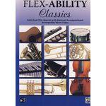 Alfred Music Publishing Flex-Ability Classics Horn