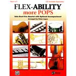 Alfred Music Publishing Flex-Ability More Pops Horn