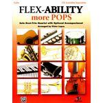 Alfred Music Publishing Flex-Ability More Pops Cello