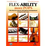 Alfred Music Publishing Flex-Ability More Pops Klar