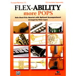 Alfred Music Publishing Flex-Ability More Pops Trumpet