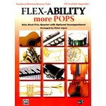 Alfred Music Publishing Flex-Ability More Pops Tromb.
