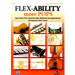 Alfred Music Publishing Flex-Ability More Pops Violin