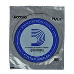 Daddario PL017 Single String
