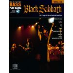 Hal Leonard Bass Play-Along Black Sabbath