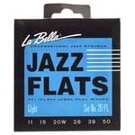 La Bella 20PL Jazz Flats FWSS