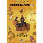 Alfred Music Publishing Swingin' Jazz Ukulele
