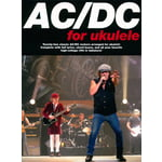 Amsco Publications AC/DC for Ukulele