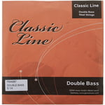 Classic Line Double Bass Strings 1/8