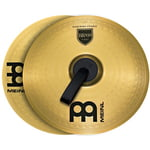 "Meinl 14"" Brass Marching Cymbal"