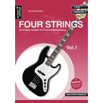 Artist Ahead Musikverlag www.four-strings.de