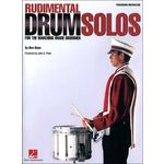 Hal Leonard Rudimental Drum Marching Snare