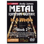 Music Sales Metal Rhythm Guitar Week 2