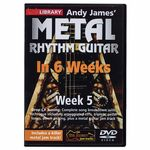 Music Sales Metal Rhythm Guitar Week 5