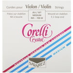 Corelli Crystal 700M Violin Strings