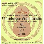 Weidler Alto Viol Strings