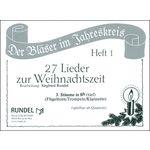 Musikverlag Rundel 27 Lieder Weihnacht 3 Bb T