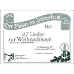 Musikverlag Rundel 27 Lieder Weihnacht 2 Eb