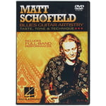 Hal Leonard Matt Schofield Blues Guitar
