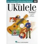 Hal Leonard Play Ukulele Today DVD