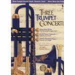 Music Minus One Three Trumpet Concerti
