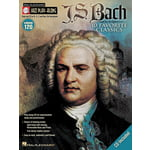 Hal Leonard Jazz Play-Along J.S.Bach