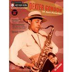 Hal Leonard Jazz Play-Along Dexter Gordon