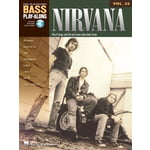 Hal Leonard Bass Play-Along Nirvana