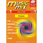 Musikverlag Raisch Music Mix Trombone 1