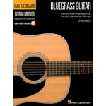 Hal Leonard Guitar Method Bluegrass Guitar