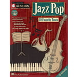 Hal Leonard Jazz Play-Along Jazz Pop