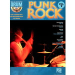 Hal Leonard Drum Play-Along Punk Rock