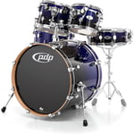 "DW PDP M5 Shell Set 20"" Blue Fade"