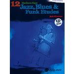 Alfred Music Publishing 12 Medium Jazz Etudes Bb