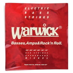Warwick 46400 ML 6 Red Strings Nickel
