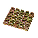 Adam Hall 5651 Rack Nut Pack