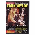 Music Sales Zakk Wylde Guitar Technique