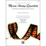 Alfred Music Publishing Movie String Quartets Bass