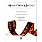 Alfred Music Publishing Movie String Quartets Violin 2