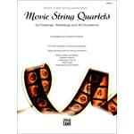 Alfred Music Publishing Movie String Quartets Violin 1