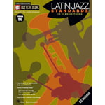 Hal Leonard Jazz Play-Along Latin Jazz