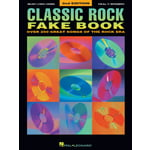Hal Leonard Classic Rock Fake Book - 2nd E