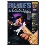 Hal Leonard Blues Classics Play Along DVD